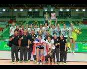 Asian Women's Club Championship 2015