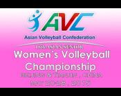 Asian Women's Volleyball Championship 2015